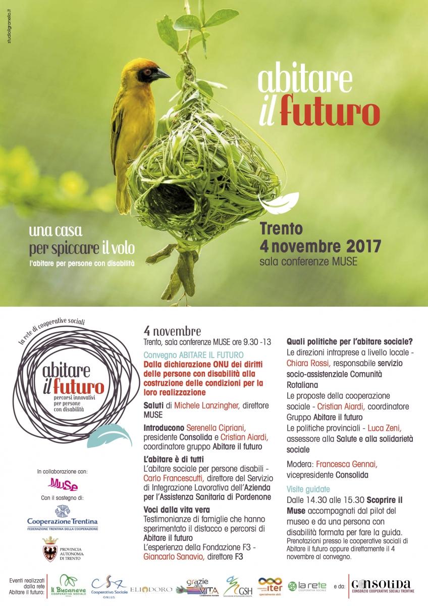 Abitare il Futuro - Programma